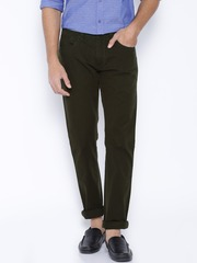 IZOD Dark Brown Trousers