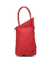 Wildcraft Wiki Red Shoulder Bag