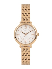 Fossil Women White Analogue Watch ES3799I