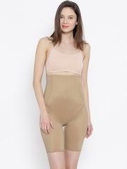 Enamor Beige Shorts Shapewear TS04-BUFF
