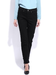 Levis Black Shaping Slim Jeans 312
