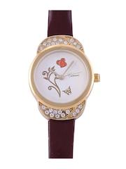 Camerii Women White Dial Watch CWL578