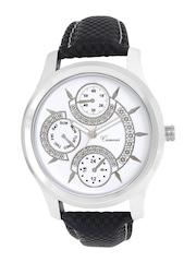 Camerii Men White Dial Watch WM72