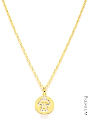 Mast & Harbour Gold & Silver-Toned Pendant with Chain