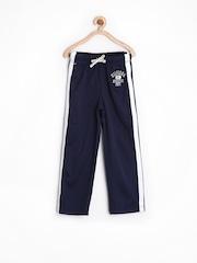 Tommy Hilfiger Boys Navy Gary Track Pants