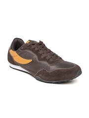 FILA Men Brown FT1 Casual Shoes