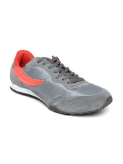 FILA Men Grey FT1 Casual Shoes