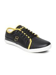 FILA Men Black Lavadro II Casual Shoes