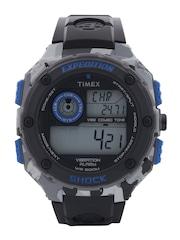 Timex Expedition Men Black Digital Chronograph Watch TW4B003006S