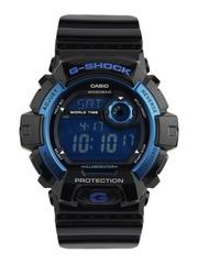 Casio G-Shock Men Black Digital Watch G354