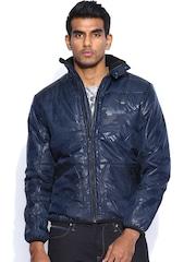 Lee Navy Amazon Padded Jacket