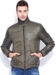 Lee Olive Green Padded Jacket