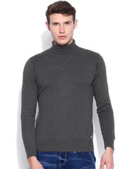 Pepe Jeans Charcoal Grey Sweater