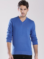 Tommy Hilfiger Blue Sweater