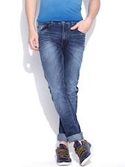 IZOD Blue Washed Skinny Fit Jeans