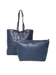 Parfois Navy Shoulder Bag