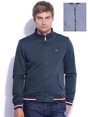 Arrow Sport Blue Reversible Jacket