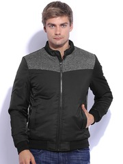 Arrow New York Black Padded Jacket