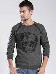 GAS Charcoal Grey Sweater