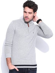 Pepe Jeans Grey Melange Sweater