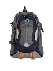 Impulse Unisex Grey Backpack