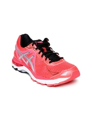 ASICS Women Pink GT-2000 3 Sports Shoes