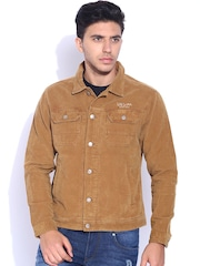 U.S. Polo Assn. Brown Corduroy Jacket