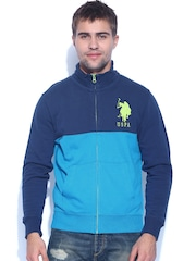 U.S. Polo Assn. Blue Sweatshirt