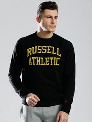 Russell Athletic Black Sweatshirt