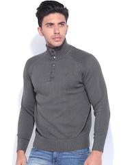 Wrangler Grey Sweater