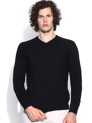 United Colors of Benetton Black Sweater
