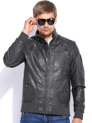 U.S. Polo Assn. Black Biker Jacket