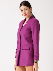 All About You from Deepika Padukone Magenta Overcoat