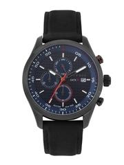 ESPRIT Men Navy Dial Chronograph Watch ES108391004