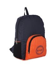 Estrella Companero Unisex Navy Backpack