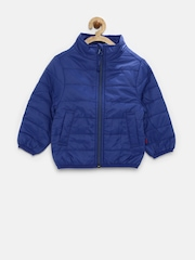 United Colors of Benetton Girls Navy Jacket