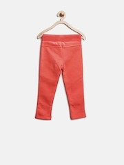 United Colors of Benetton Coral Orange Track Pants