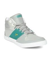 Puma Grey Sneakers