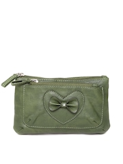 Baggit Women Green Pouch