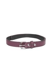 Baggit Women Wine-Coloured Belt