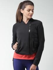 Nike Black Aeroloft Moto Jacket