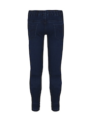Jazzup Girls Blue Jeggings
