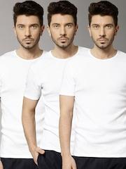 Marks & Spencer Pack of Three Innerwear Vests 4761V