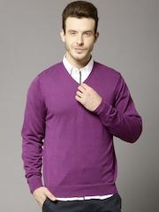 Marks & Spencer Purple Sweater