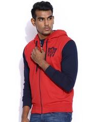 Sports52 Wear Red Sweatshirt