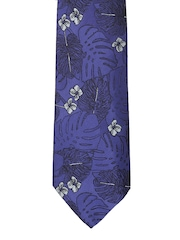 Peter England Statements Blue Tie