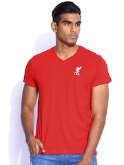 Liverpool Football Club UK Red T-shirt