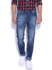 TWILLS Blue Slim Fit Jeans