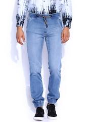 TWILLS Blue Jogger Jeans