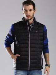 Tommy Hilfiger Black Puffer Jacket